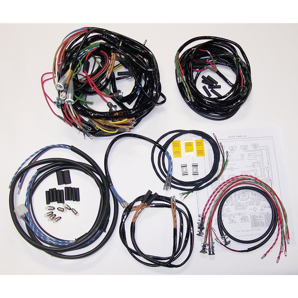 Wiring Kits - Cloth Covered | MRS