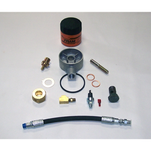 Early Oil Filter Conversion Kit