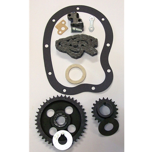 Late Timing Chain Cover Kit