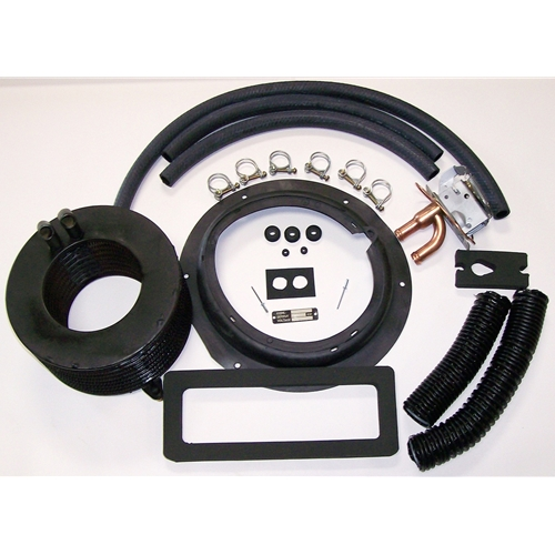 Rebuild Heater System Kit - Early ID Tag With Early Heater Tube Plate Gasket