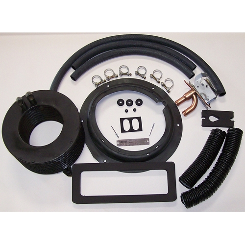 Rebuild Heater System Kit - Late ID Tag With Late Heater Tube Plate Gasket