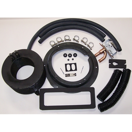 Rebuild Heater System Kit - Early ID Tag With Late Heater Tube Plate Gasket