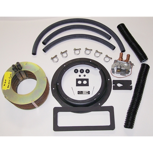 Rebuild Heater System Kit With New Heater Core - Early ID Tag With Early Heater Tube Plate