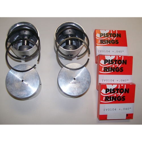 Early Piston Set
