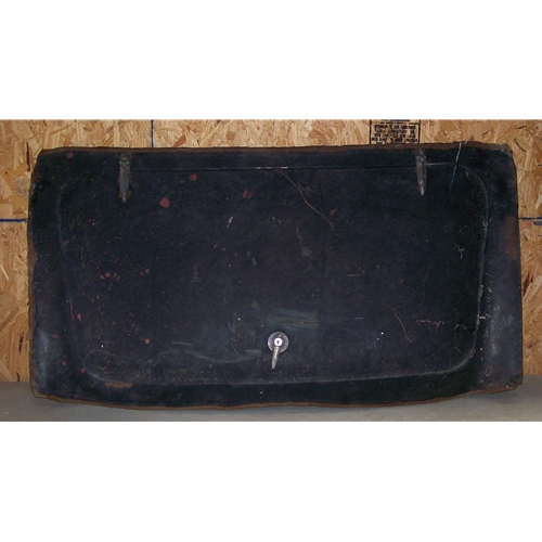 Complete Trunk Lid Conversion Kit - Used