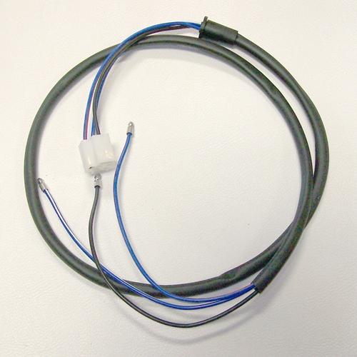 headlight wiring harness - p type