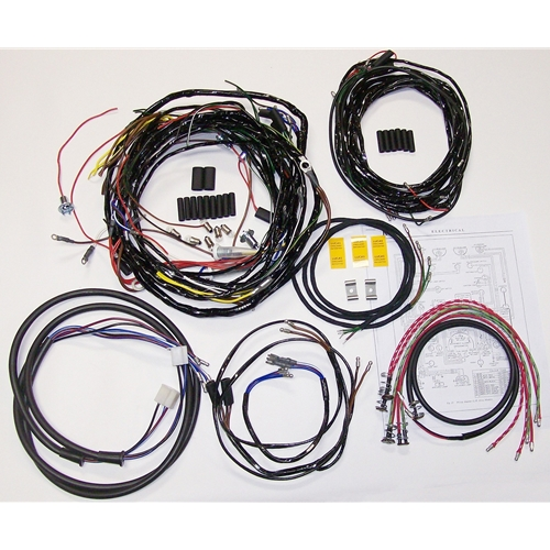 Wiring Kit - P Type