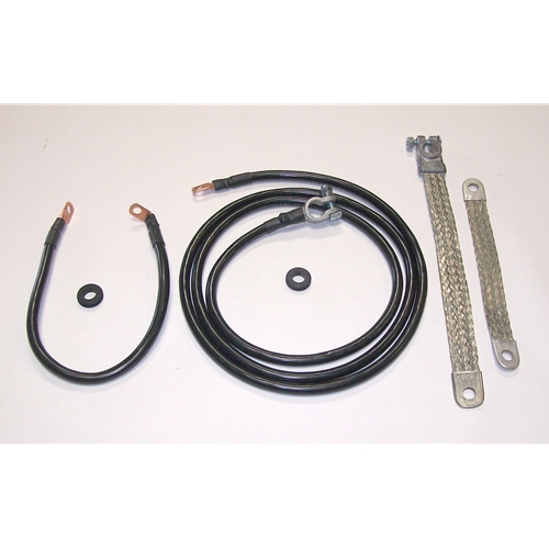 Standard Battery Starter and Ground Cables Kit