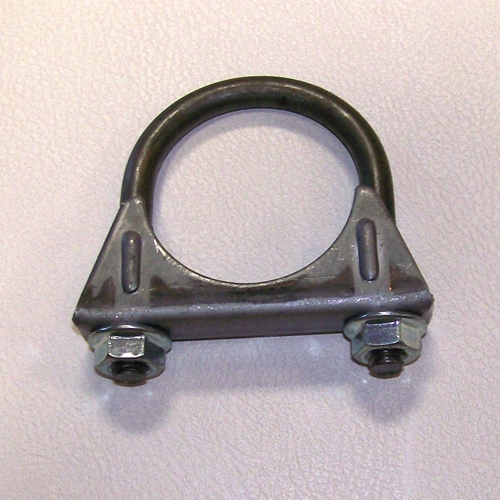 Front Exhaust Clamp