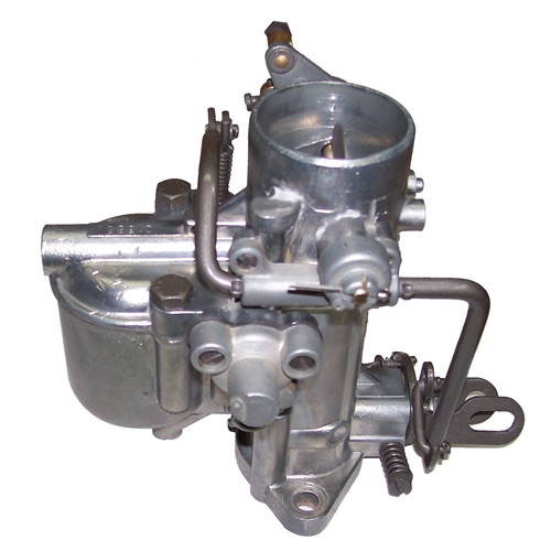 Rebuilt Carburetor