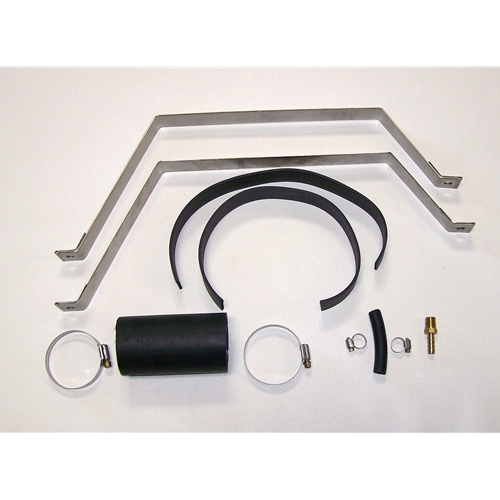 Replacement Gas Tank Installation Kit