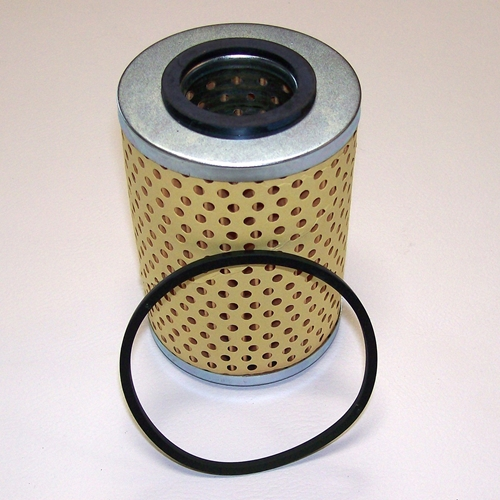 Canister Oil Filter