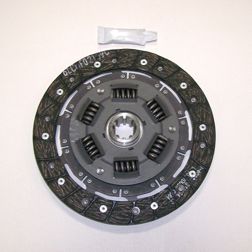 Late Clutch Disk