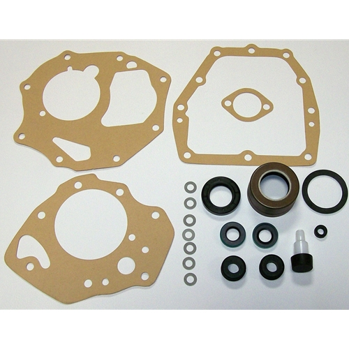 Early Rear Seal Transmission Overhaul Gasket Set Kit
