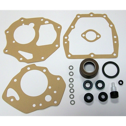 No Front Oil Seal Early Rear Seal Transmission Overhaul Gasket Set Kit