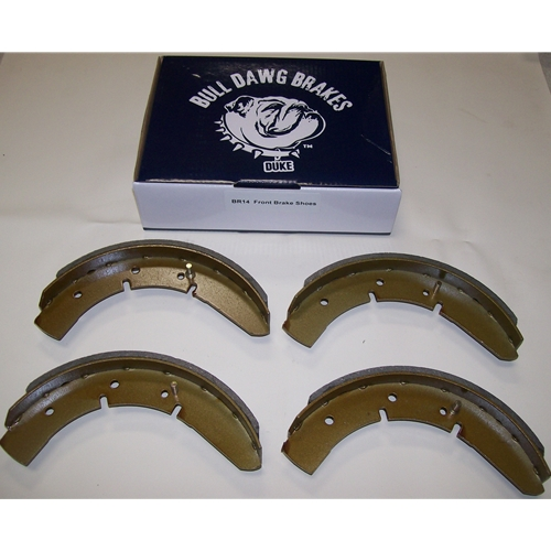Early Front Brake Shoes