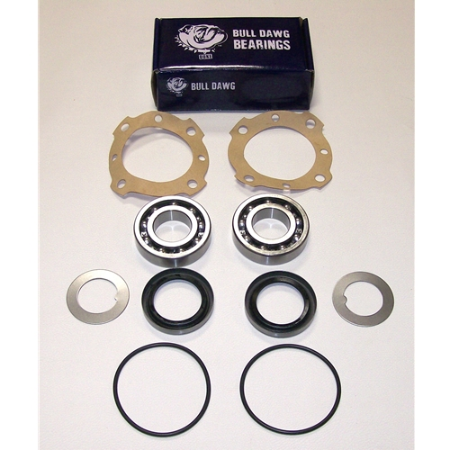 Complete Rear Hub Rebuild Kit