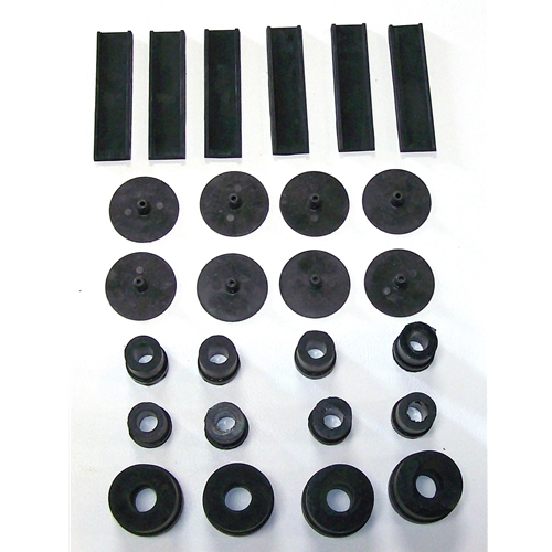 Leaf Spring Bushing / Rubber Kit