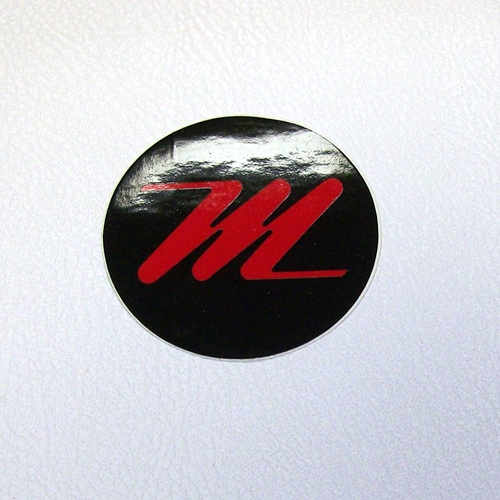 M Decal