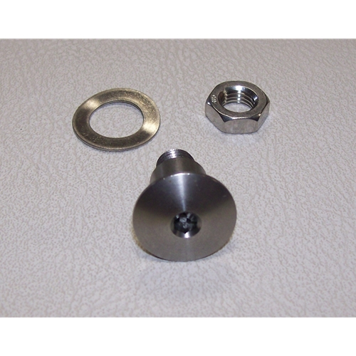 Convertible Rear Bow Stainless Steel Shoulder Bolt