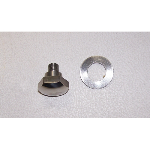 Convertible Frame To Body Hex Stainless Steel Shoulder Bolt