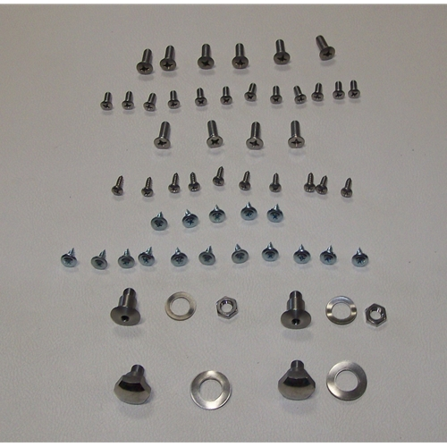 Convertible Top Frame Screw Kit
