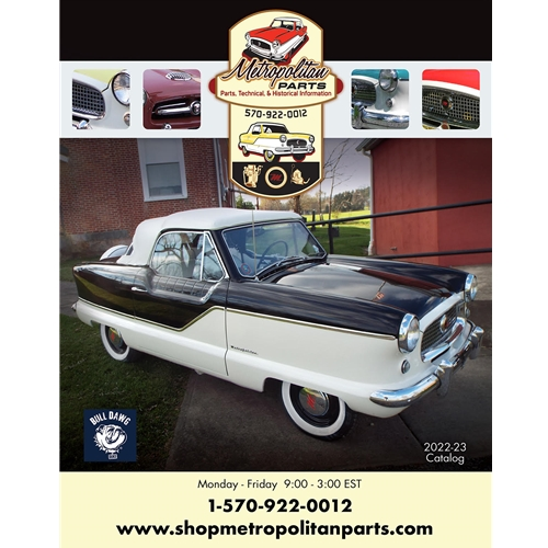 The Ultimate Nash Metropolitan Parts Store - Metropolitan