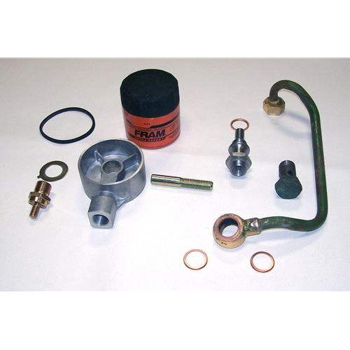Full Flow Oil Filter Conversion Kit