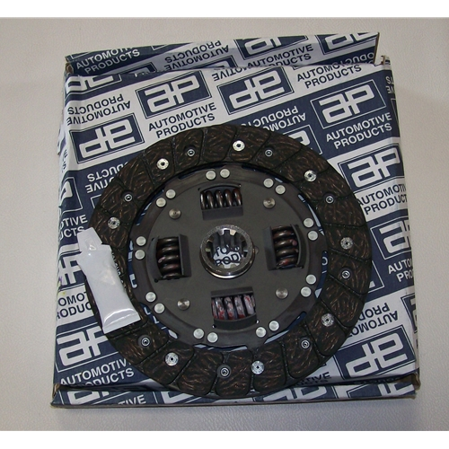 Early Clutch Disk