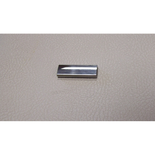 Late Front Windshield Stainless Steel Clip